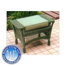 outdoor ottoman cushion replacement wicker ottoman outdoor wicker ottoman wicker ottoman cushion