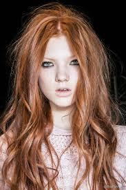 invierno 2016 color de pelo rojo de tendencia cabello rojo los tonos que serán tendencia en el 2014