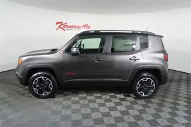 2017 jeep renegade trailhawk 4wd i4 suv cloth seats keyless entry