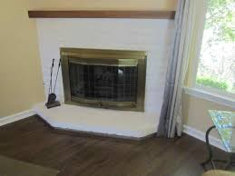 fireplace open flue how to open fireplace damper fireplace