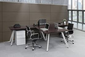 T Shaped Desk Computer Office T Shaped Desks For Two