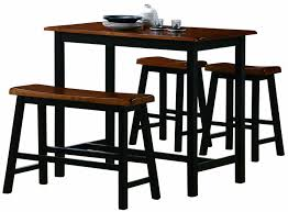 dining room table sets with bench ideas for bar height dining table set youtube