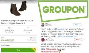 groupon s boots outraged customers threaten to boycott groupon after suede boots