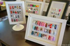an example of what our nail art boards will look like with our