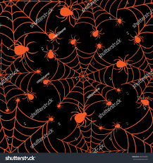 halloween children background abstract seamless pattern girls boys creative stock vector