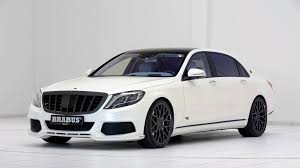mercedes white 900 hp brabus maybach s600 shown in white with blue leather lovely
