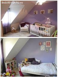 d orer la chambre de b d une chambre de bébé à une chambre de fille avant après