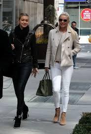 who dors yolanda fosters clothing more pics of yolanda foster skinny jeans 6 of 8 yolanda foster
