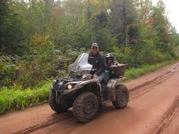 Wisconsin Atv Trails Map summer atv recreational trail system douglas county wi