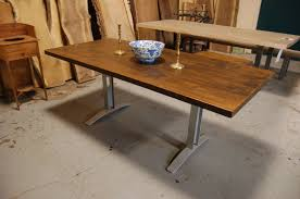 how to build a table base furniture french trestle table with big vases trestle table with