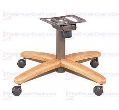 Swivel Tilt Dining Chairs by Chromcraft Core C127 Swivel Tilt Caster Arm Chair