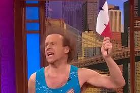 richard simmons reenacts oscar best picture nominees