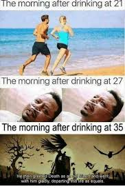 Morning After Meme - the morning after drinking meme xyz