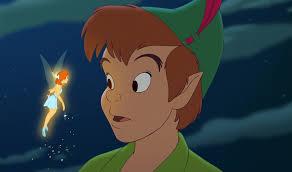 peter pan wendy fairy rapunzel magic frost deviantart