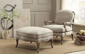 accent chair with ottoman homelegance 1234 1 4 1234 1 parlier grey weathered wood natural