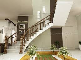 kerala home design staircase staircase handrail design in kerala staircase gallery