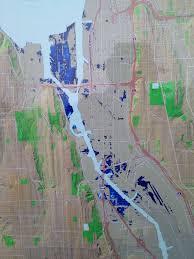 Neighborhoods Seattle Map by Rising Sea Levels Will Put Seattle Neighborhoods Under Water