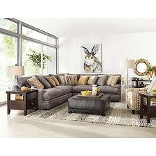 cindy crawford sofas sonata collection sectionals living rooms art van furniture
