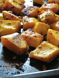cuisiner le potimarron au four courges muscade ou butternut rôtis au four une autre cuisine
