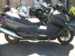 new 2016 suzuki burgman 650 executive abs scooters in simi valley ca
