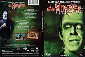 imagenes de la familia herman monster carátula caratula de la familia monster segunda temporada discos 1 2