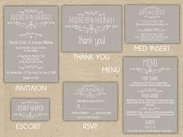 diy wedding invitations templates vintage wedding invitation collection printable diy printed