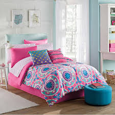 cheetah bedding for girls amazon com emily 8 piece kids and teens pink contemporary