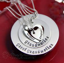 grandmother s necklace and jewelry 4 four generation great