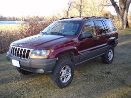 jeep grand 3 wj 3 lift kit iron rock road