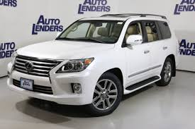 hennessy lexus pre owned lexus lx 570 suv for sale used cars on buysellsearch