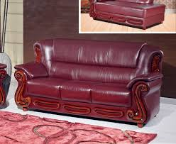 meridian furniture bella 632burg s traditional burgundy genuine