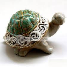 tortoise home decor cute home accessories turtle ceramic decorative figures
