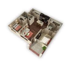 2 bed 2 bath apartment in austin tx the monterra