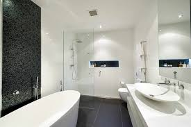 Galley Bathroom Design Ideas by Small White Bathroom Designs Design Ideas Black Tjihomeseptember