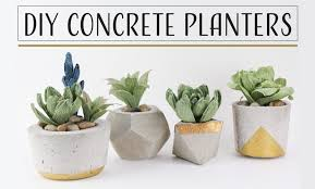 charming and innovative 14 diy concrete planters