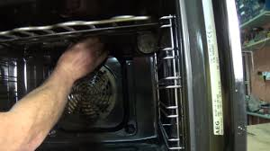 electrolux oven light bulb how to replace a grill element on an aeg or electrolux cooker or oven