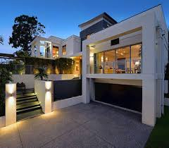 Simple Modern Home Design Story House Plans Awesome Decoration - Contemporary modern home design