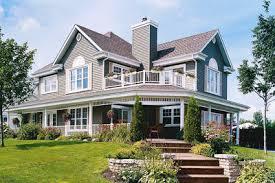 farmhouse house plans with wrap around porch wonderful wrap around porch 21558dr architectural designs