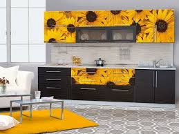 sunflower kitchen ideas kitchen cabinet with sunflower kitchen theme ideas plus coffee