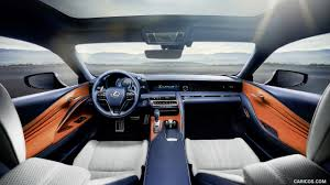 performance lexus lincoln 2017 lexus lc 500h interior cockpit hd wallpaper 21