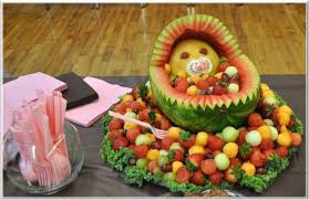 baby shower fruit centerpiece gallery baby shower ideas