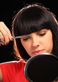 cut your own hair with clippers women how to cut your hair at home lovetoknow