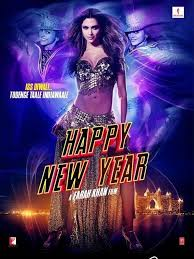 happy new years posters happy new year deepika hot poster concept