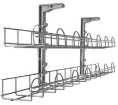 Cable Tray Under Desk Electrical Accessories Absolute Office Shop