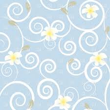 blue floral creative curly pattern vector clipart image 21923 blue floral creative curly pattern vector clipart