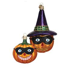 old world christmas halloween ornaments traditions halloween