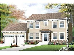 2 story colonial house plans two story colonial house two story design 1 1 2 story colonial