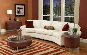 Curved Conversation Sofa Are Leather Conversation Sofas Curved Sofas The Next Big Thing