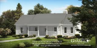 country cottage house plan house plans by garrell associates inc