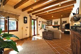 wohnzimmer nach norden klassische finca mallorca norden in inca luxus feriendomizile